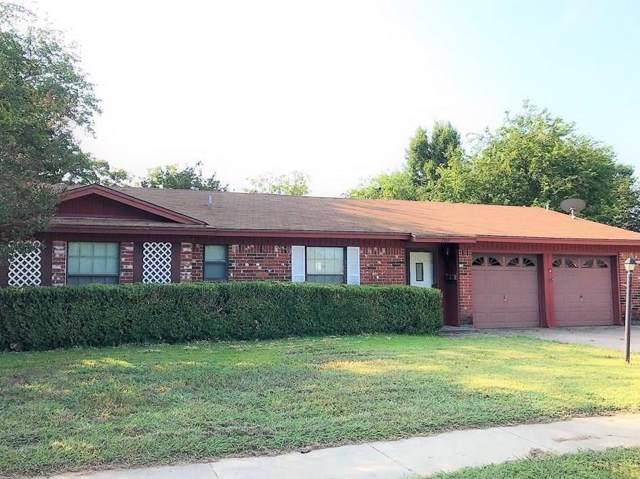 709 Lynnewood Avenue, Burleson, TX 76028 (MLS #14186725) :: Potts Realty Group