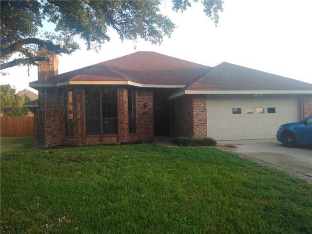 416 Partridge Circle, Desoto, TX 75115 (MLS #14186733) :: Team Hodnett
