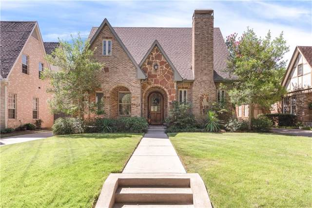 5514 Vanderbilt Avenue, Dallas, TX 75206 (MLS #14186763) :: Robbins Real Estate Group