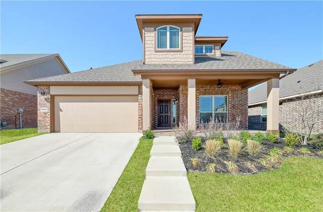 1916 Henderson Drive, Northlake, TX 76226 (MLS #14186773) :: All Cities Realty