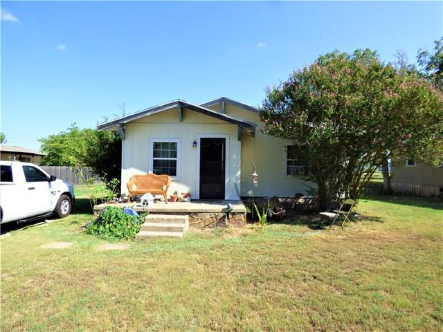 1309 Spring Road, Ranger, TX 76470 (MLS #14186783) :: RE/MAX Town & Country
