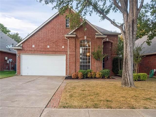 1012 Sanmar Drive, Flower Mound, TX 75028 (MLS #14186784) :: The Rhodes Team