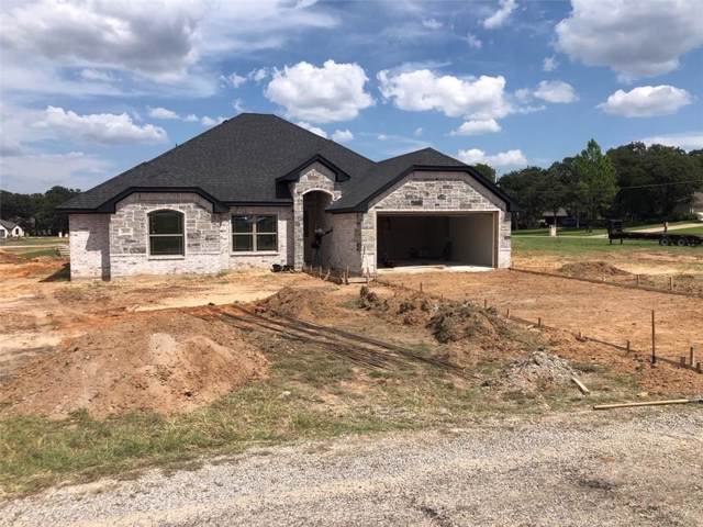 201 Kailey Court, Granbury, TX 76049 (MLS #14186802) :: The Paula Jones Team | RE/MAX of Abilene