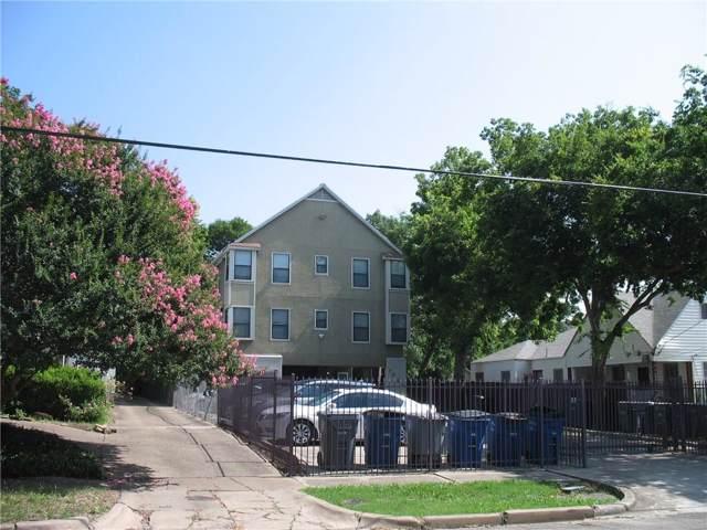 5969 Lewis Street, Dallas, TX 75206 (MLS #14186805) :: Kimberly Davis & Associates