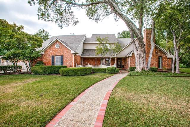 2033 Lambert Court, Plano, TX 75075 (MLS #14186814) :: Lynn Wilson with Keller Williams DFW/Southlake