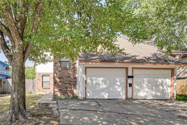 2649 Santa Barbara Drive, Grand Prairie, TX 75052 (MLS #14186823) :: RE/MAX Pinnacle Group REALTORS