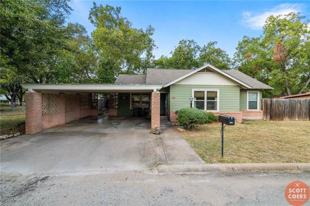 508 Virginia Street, Bangs, TX 76823 (MLS #14186832) :: The Paula Jones Team | RE/MAX of Abilene