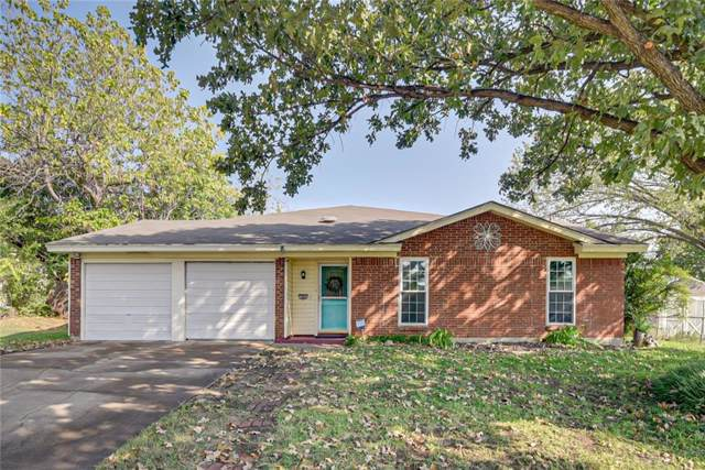304 Springwillow Road, Burleson, TX 76028 (MLS #14186859) :: The Heyl Group at Keller Williams