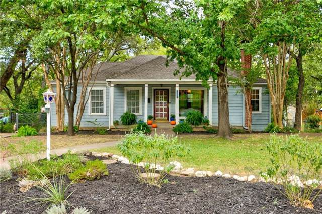 1321 Bluebonnet Drive, Fort Worth, TX 76111 (MLS #14186864) :: RE/MAX Town & Country