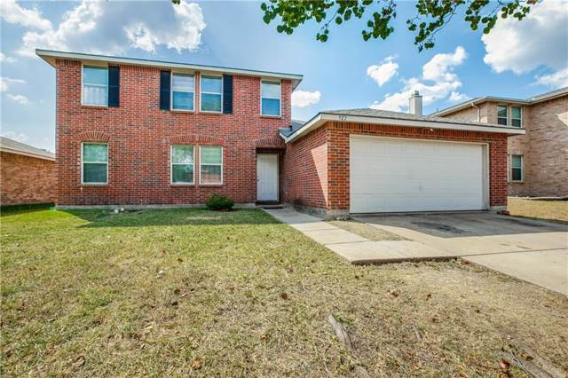 922 Springfield Drive, Cedar Hill, TX 75104 (MLS #14186876) :: Baldree Home Team