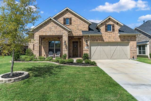3009 Burgundy Trail, Rowlett, TX 75088 (MLS #14186879) :: Performance Team