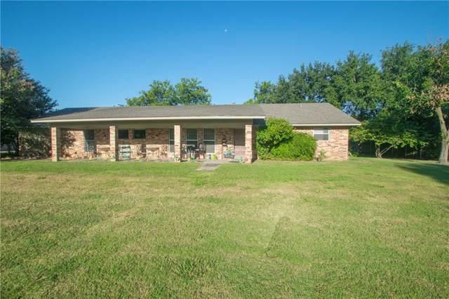 201 Kathryn Drive, Sanger, TX 76266 (MLS #14186887) :: Team Tiller