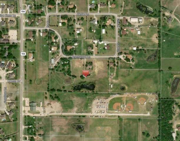 114 Brentwood Lane, Haslet, TX 76052 (MLS #14186889) :: Lynn Wilson with Keller Williams DFW/Southlake