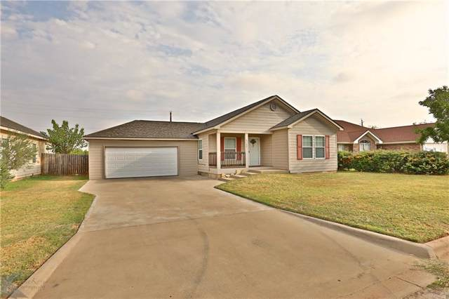 6102 Duchess Avenue, Abilene, TX 79606 (MLS #14186890) :: Ann Carr Real Estate