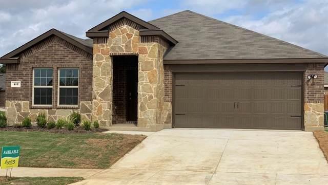412 Wilson Way, Denton, TX 76207 (MLS #14186904) :: Real Estate By Design