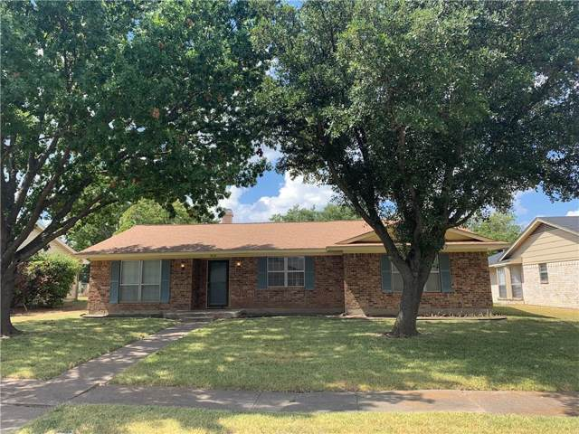 1513 Woodlawn Parkway, Mesquite, TX 75149 (MLS #14186913) :: Lynn Wilson with Keller Williams DFW/Southlake