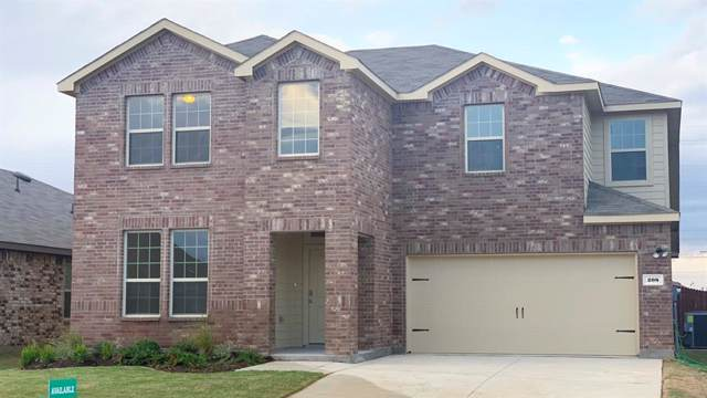 208 Evers Way, Denton, TX 76207 (MLS #14186923) :: Real Estate By Design