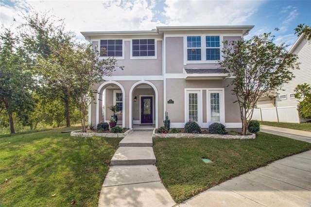 1260 Chattahoochee Drive, Savannah, TX 76227 (MLS #14186925) :: Lynn Wilson with Keller Williams DFW/Southlake