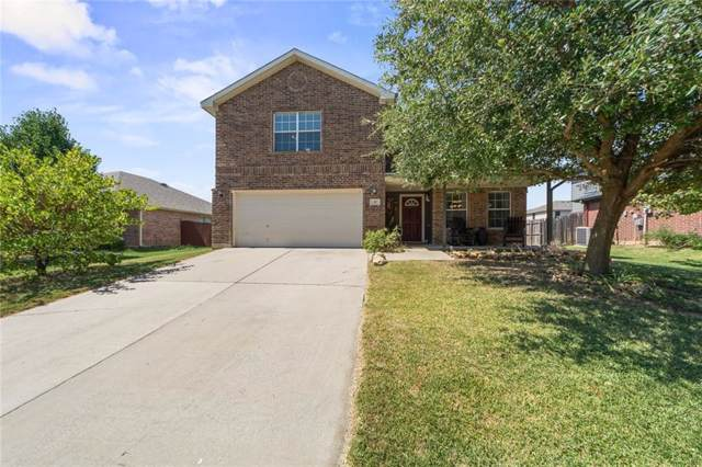 307 Saddlebrook Drive, Krum, TX 76249 (MLS #14186928) :: North Texas Team | RE/MAX Lifestyle Property