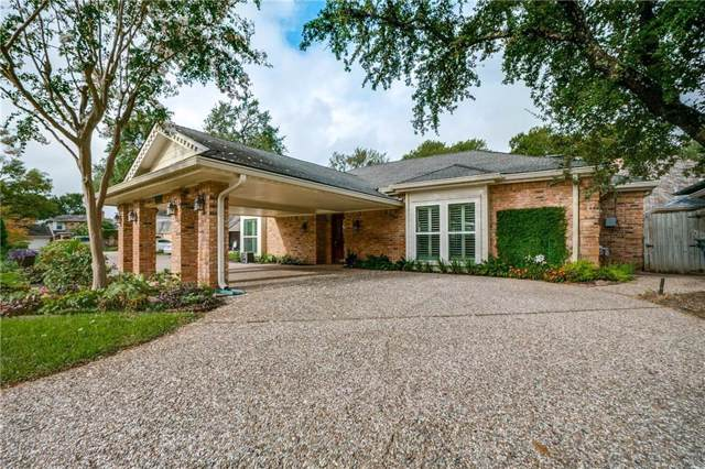 16157 Chalfont Circle, Dallas, TX 75248 (MLS #14186933) :: The Mitchell Group