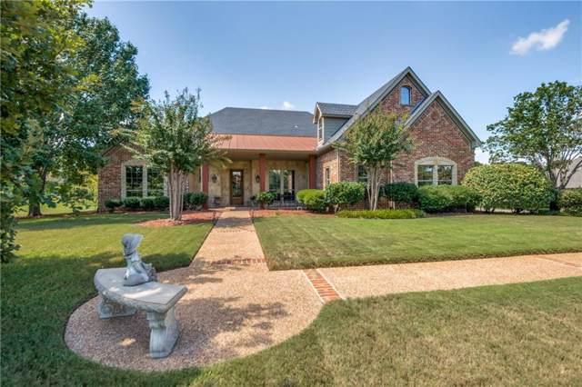 4505 Trotter Lane, Flower Mound, TX 75028 (MLS #14186936) :: Lynn Wilson with Keller Williams DFW/Southlake