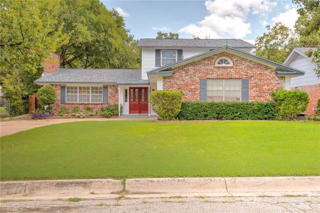 3113 Conejos Drive, Fort Worth, TX 76116 (MLS #14186939) :: Lynn Wilson with Keller Williams DFW/Southlake