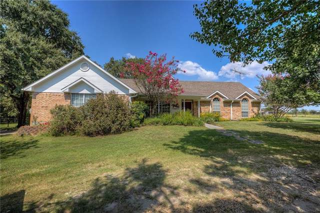 1056 Rancho Road, Quinlan, TX 75474 (MLS #14186953) :: Kimberly Davis & Associates