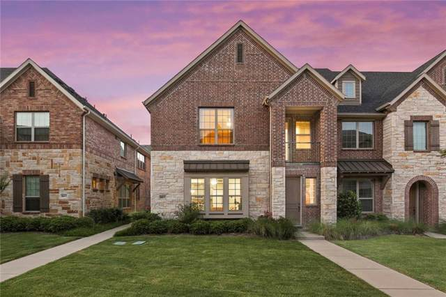 4666 Rhett Lane F, Carrollton, TX 75010 (MLS #14186961) :: The Heyl Group at Keller Williams