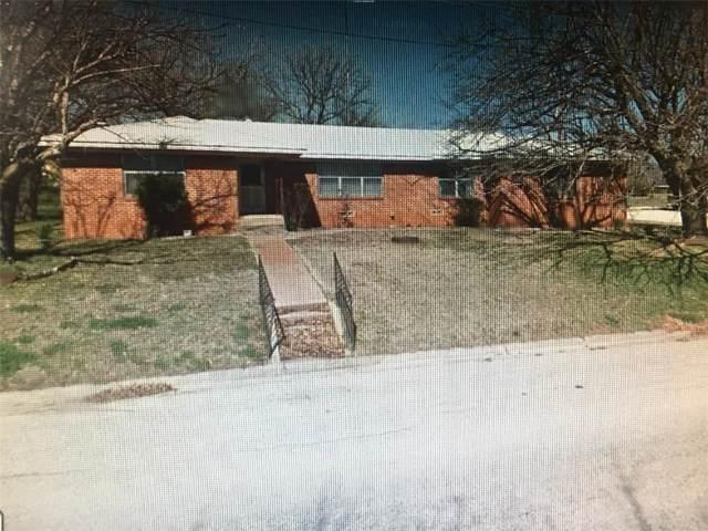 509 E Evans Street, Saint Jo, TX 76265 (MLS #14186963) :: Team Tiller