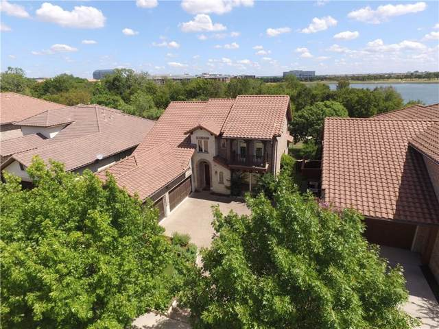 6704 Barcelona, Irving, TX 75039 (MLS #14186965) :: All Cities Realty