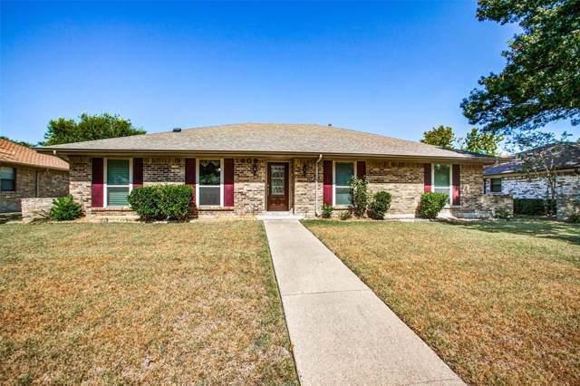 1409 Stoneboro Lane, Richardson, TX 75082 (MLS #14186973) :: Hargrove Realty Group