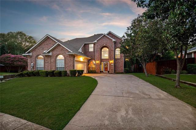 2303 Shiloh Lane, Mesquite, TX 75181 (MLS #14187016) :: The Heyl Group at Keller Williams