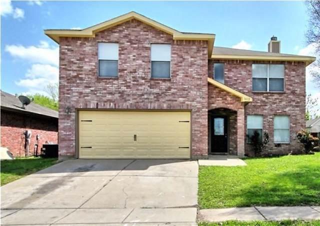 1412 Green Hill Drive, Arlington, TX 76014 (MLS #14187018) :: Lynn Wilson with Keller Williams DFW/Southlake