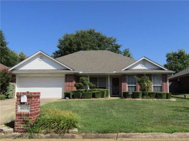 3075 Aikin Drive, Paris, TX 75460 (MLS #14187020) :: RE/MAX Town & Country
