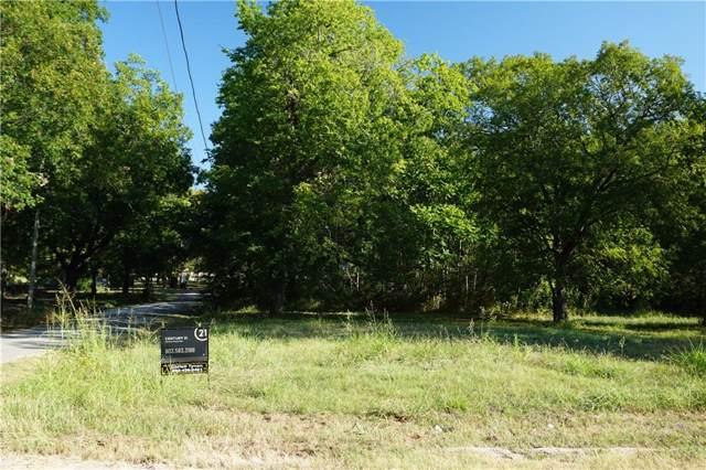 410 Braz Street, Bonham, TX 75418 (MLS #14187022) :: Ann Carr Real Estate