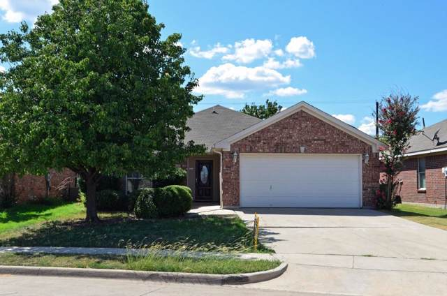 4645 Wheatland Drive, Fort Worth, TX 76179 (MLS #14187024) :: Kimberly Davis & Associates