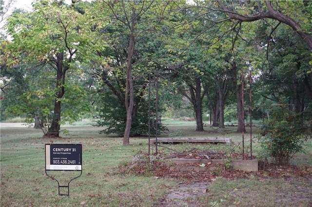 510 Braz Street, Bonham, TX 75418 (MLS #14187030) :: Ann Carr Real Estate