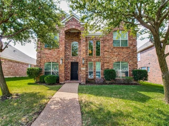 11613 Mansfield Drive, Frisco, TX 75035 (MLS #14187031) :: The Good Home Team