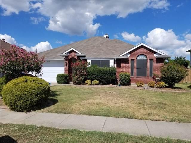 5805 Cypress Drive, Rowlett, TX 75089 (MLS #14187043) :: Kimberly Davis & Associates
