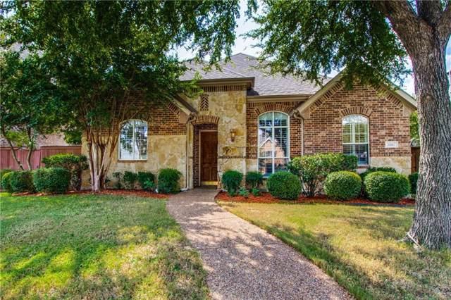 3867 Johnson Street, Frisco, TX 75034 (MLS #14187062) :: Lynn Wilson with Keller Williams DFW/Southlake