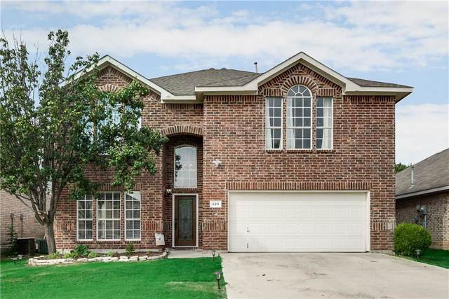 629 Crystal Brook Drive, Saginaw, TX 76179 (MLS #14187066) :: RE/MAX Town & Country