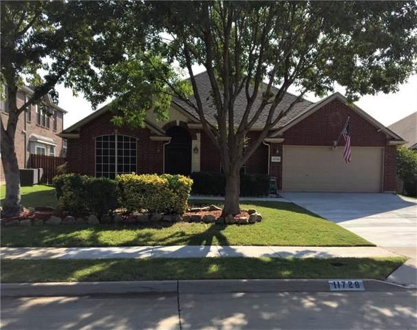 11726 Pondview Lane, Frisco, TX 75035 (MLS #14187077) :: Kimberly Davis & Associates