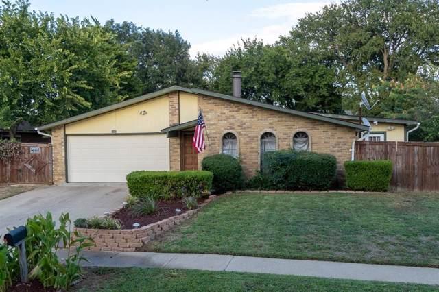 2805 Meadowview Drive, Arlington, TX 76016 (MLS #14187078) :: Lynn Wilson with Keller Williams DFW/Southlake