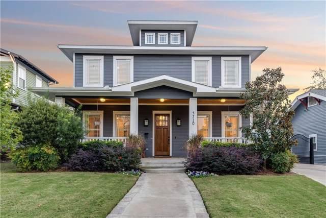 5710 Velasco Avenue, Dallas, TX 75206 (MLS #14187081) :: Vibrant Real Estate