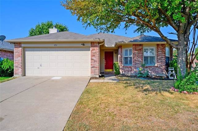 2711 Cattleman Drive, Mckinney, TX 75071 (MLS #14187089) :: The Real Estate Station
