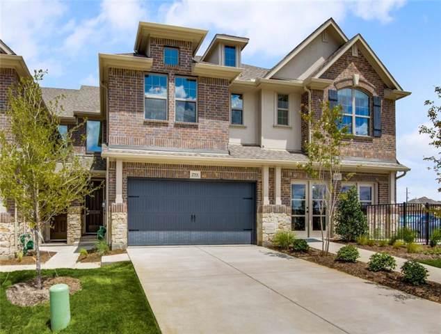 2716 Splendor Drive, Little Elm, TX 75068 (MLS #14187093) :: The Good Home Team