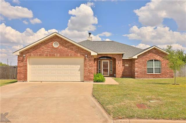 2901 Sutherland Street, Abilene, TX 79606 (MLS #14187095) :: The Heyl Group at Keller Williams