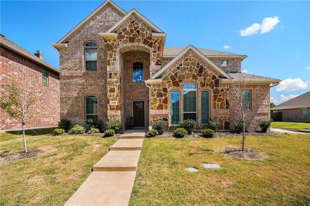 1211 Stampede Drive, Allen, TX 75002 (MLS #14187122) :: The Good Home Team