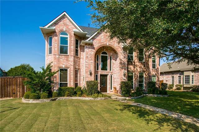 3201 Stonehenge Drive, Richardson, TX 75082 (MLS #14187127) :: The Real Estate Station