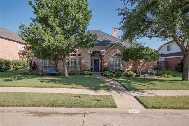 846 Pelican Lane, Coppell, TX 75019 (MLS #14187131) :: The Paula Jones Team | RE/MAX of Abilene